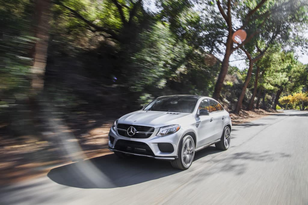 2018 Mercedes-Benz GLE Coupe Mercedes-Benz Eugene Oregon Concierge Program