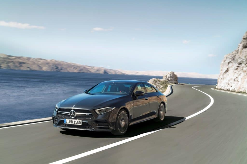 A Handcrafted Combination: The New AMG 53-Series ...