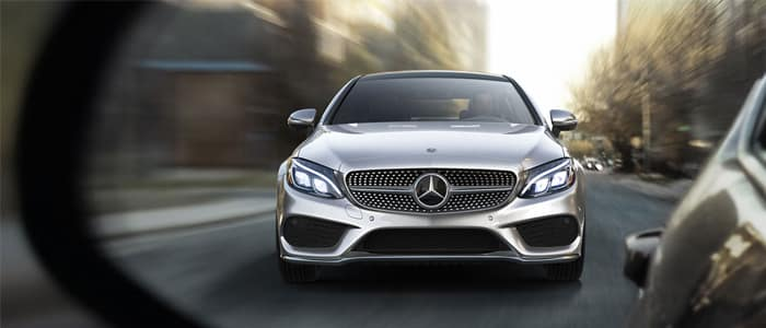 2018 C 300 Coupe