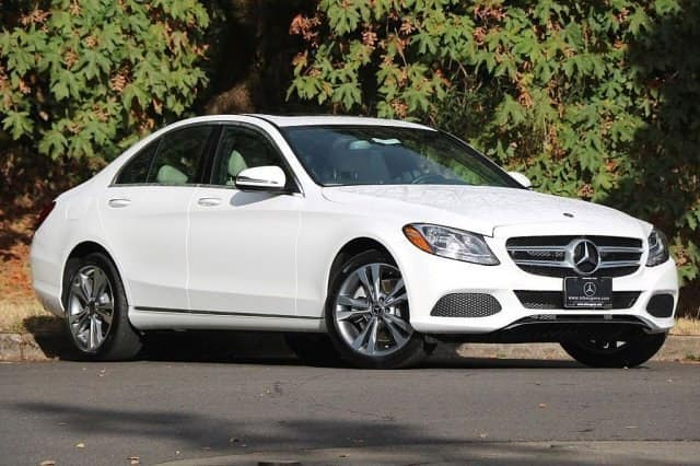 2018 Mercedes-Benz C300 From $369/Mo
