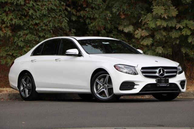 2018 Mercedes-Benz E300 From $599/Mo