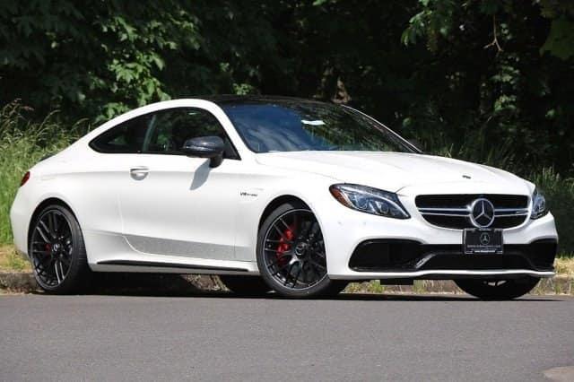 Featured Mercedes-Benz Vehicles - AMG®
