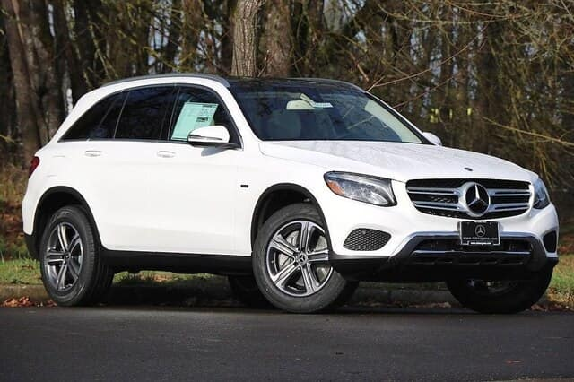 Lease a 2019 GLC350e4 for $599/month