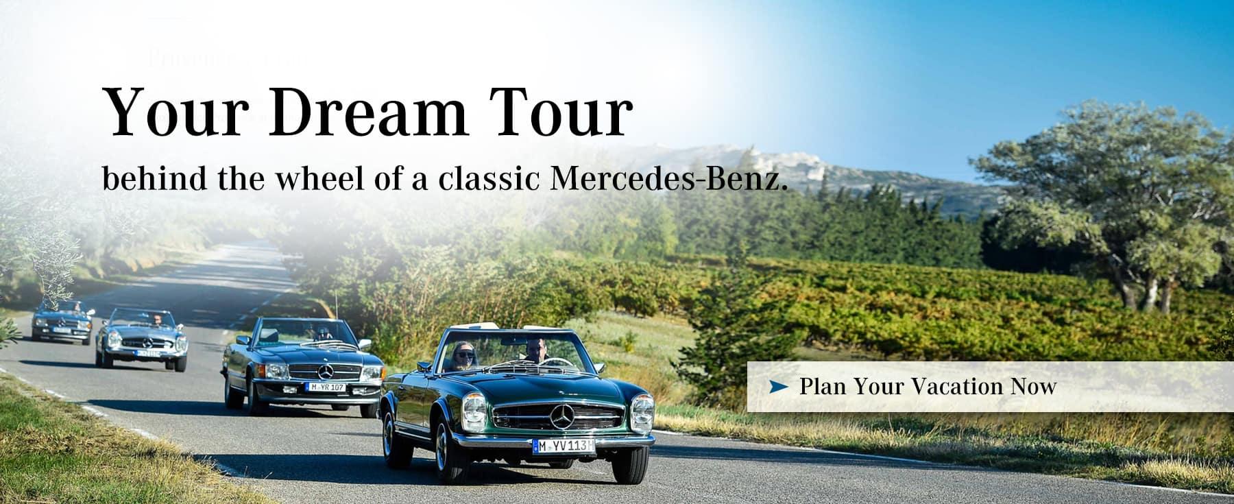 Your Dream Tour