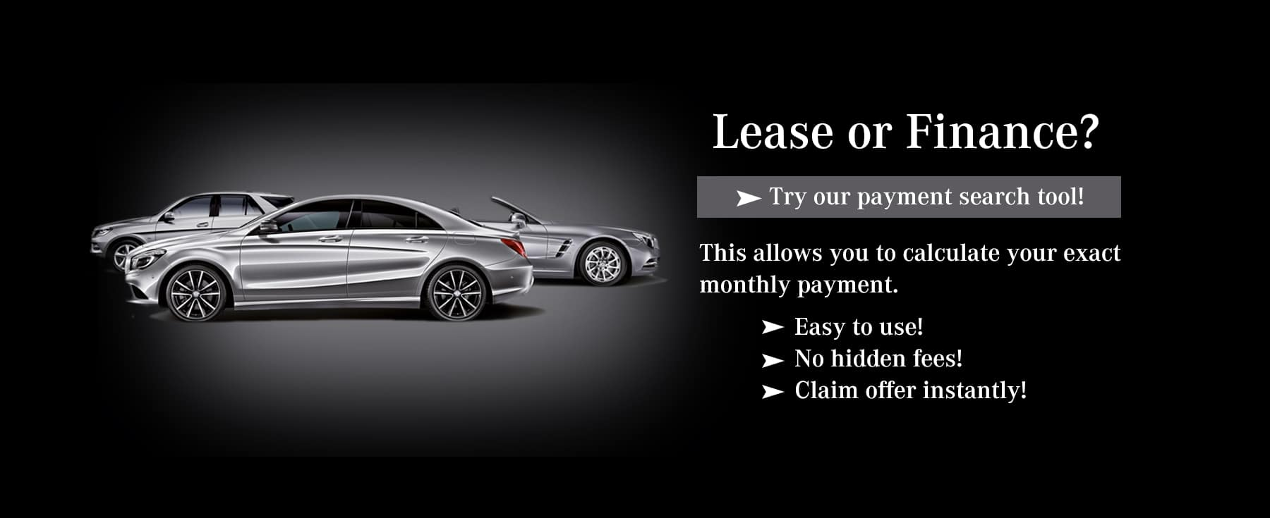lease or finance