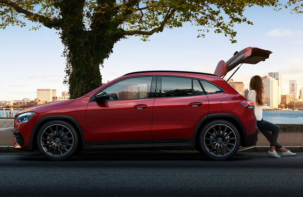 2021 Mercedes-Benz GLA 250 AWD 4MATIC®