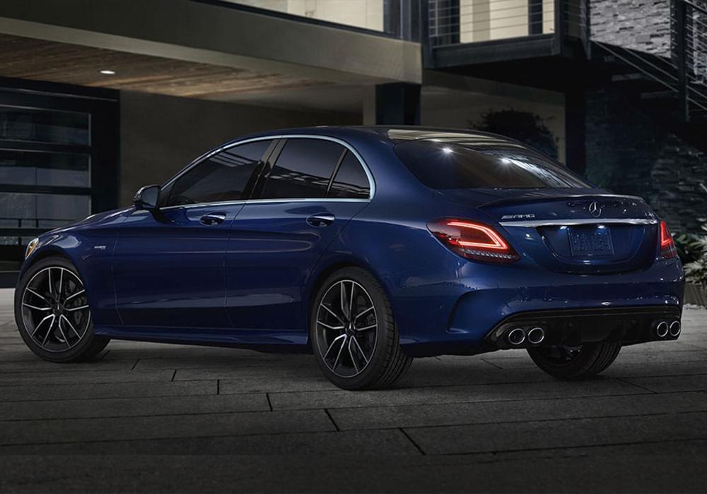 2020 Mercedes-Benz C-Class AMG® C 63 S Sedan