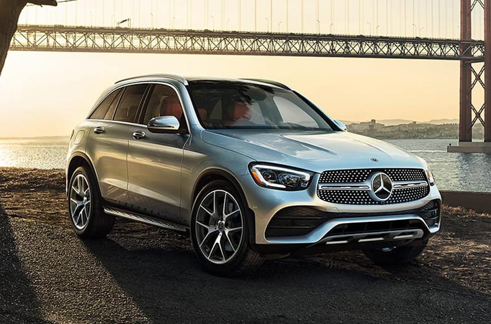 2021 Mercedes-Benz GLC 300 AWD 4MATIC®