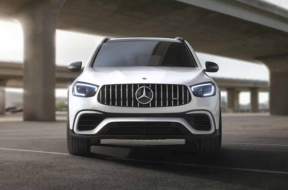 2021 Mercedes-Benz GLC 43 AMG AWD 4MATIC®