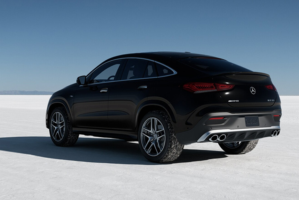 2021 Mercedes-Benz AMG® GLE 63 S Coupe