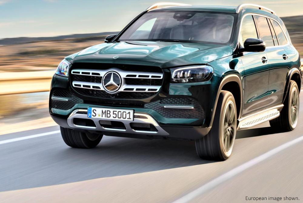 2020 Mercedes-Benz GLS 580 4MATIC® SUV