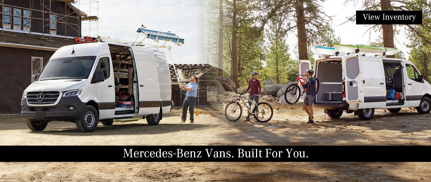 Mercedes-Benz Vans.