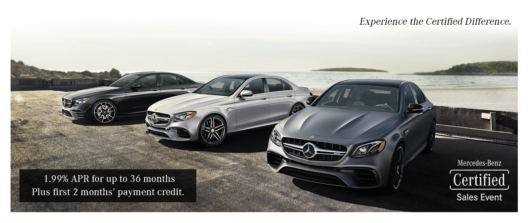 Certified Pre-Owned Sales Event Mercedes-Benz