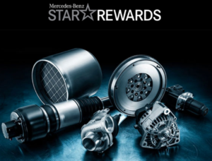 Mercedes-Benz Star Rewards