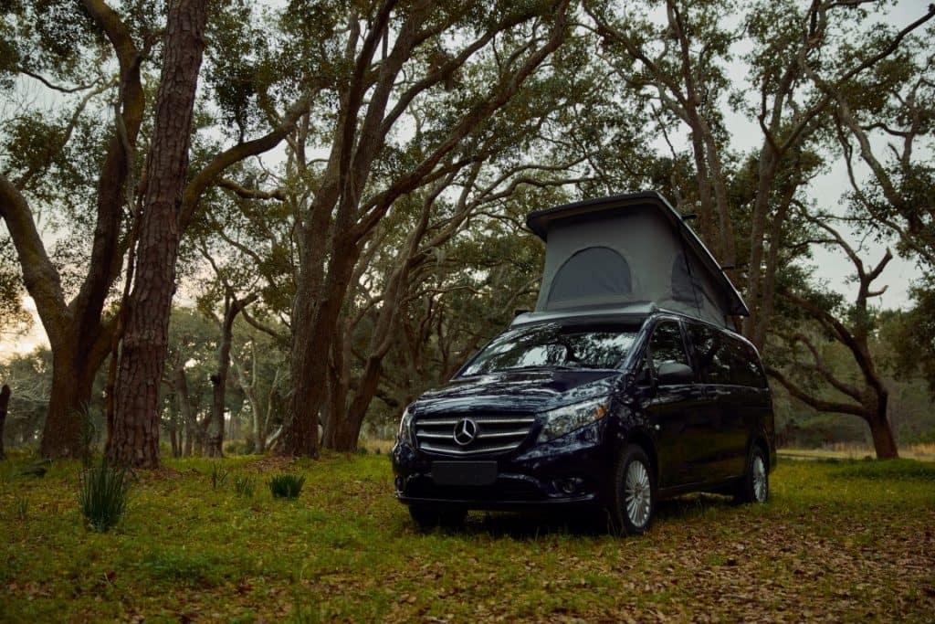 Mercedes-Benz Metric Weekender Van