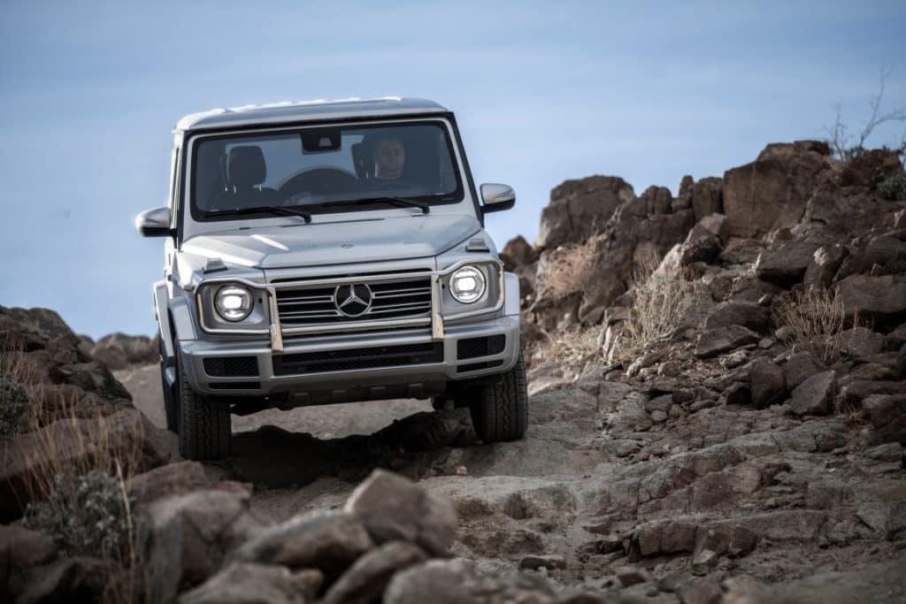 Mercedes-Benz G-Class Info | Mercedes-Benz of Eugene
