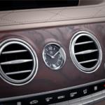 Mercedes-Benz Clock