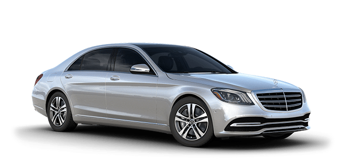 2020 MB S-Class Silver