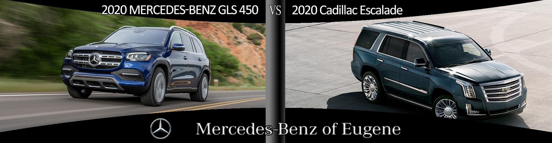 Mercedes-Benz GLS vs Cadillac Escalade