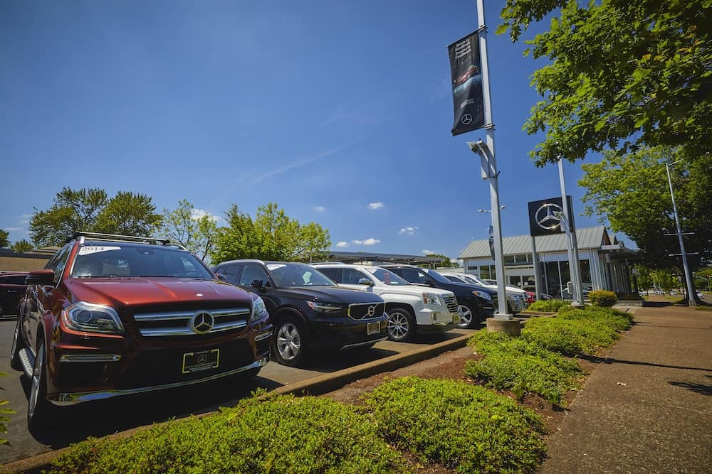 Used Cars for Sale in Eugene Oregon at Mercedes-Benz of Eugene