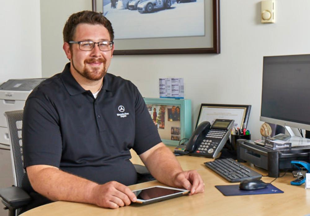 Mercedes-Benz of Eugene Service  Advisor