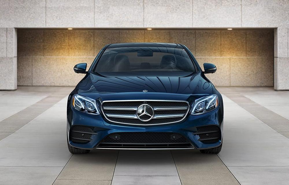 2020 Mercedes-Benz E 450 4MATIC® Sedan