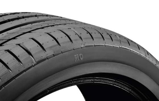 Mercedes original tires
