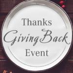 Thanksgiving event/Black Friday