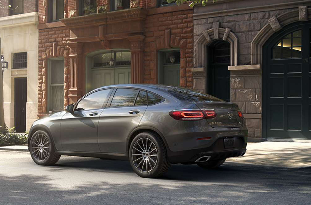 2021 Mercedes-Benz GLC 300 Coupe AWD 4MATIC®