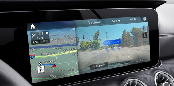 Augmented Reality Navigation