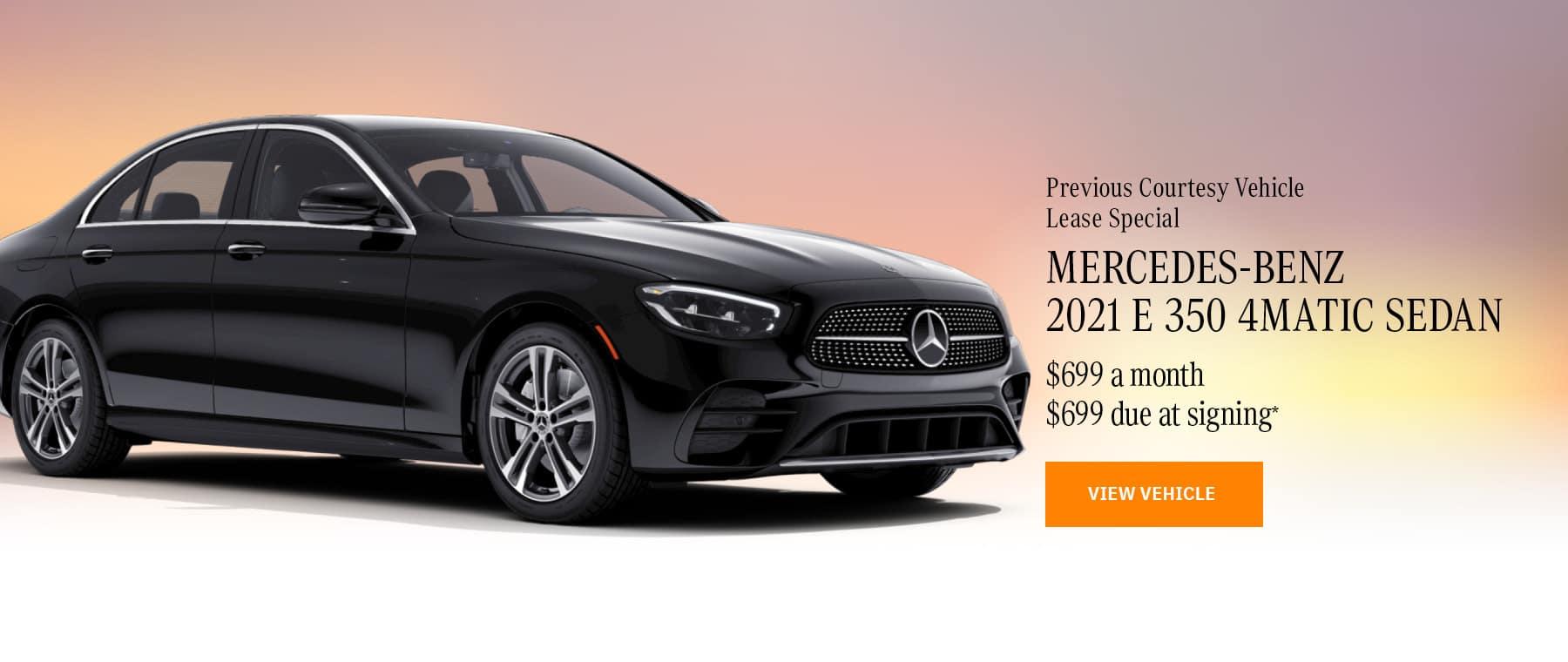 Mercedes-Benz JulySpecials