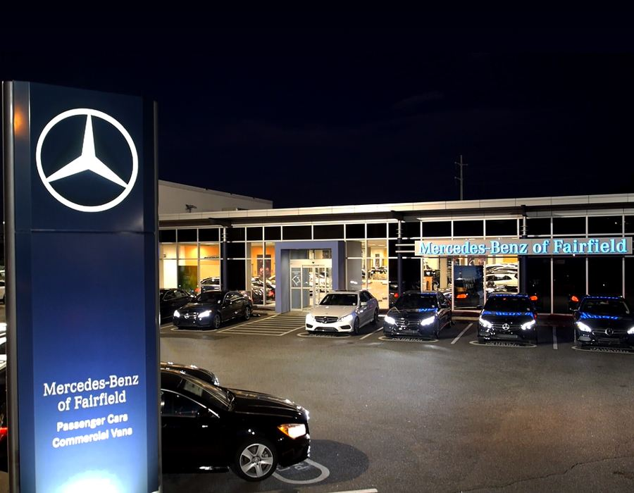 mercedes benz of fairfield ct luxury auto dealership
