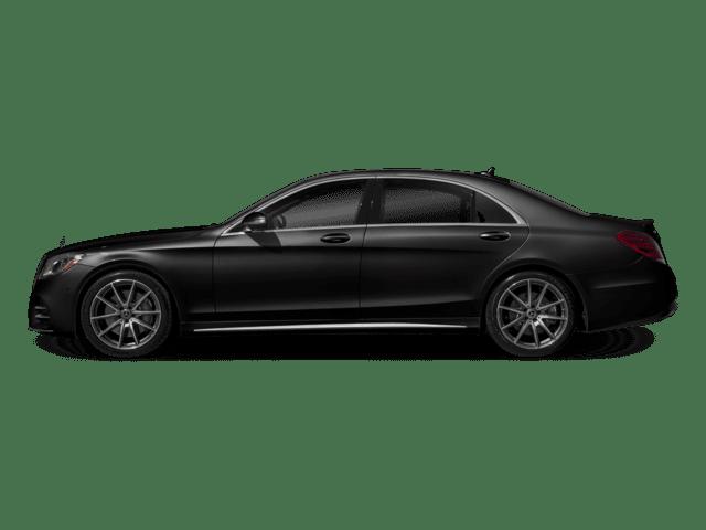 2018 S-Class Sedan