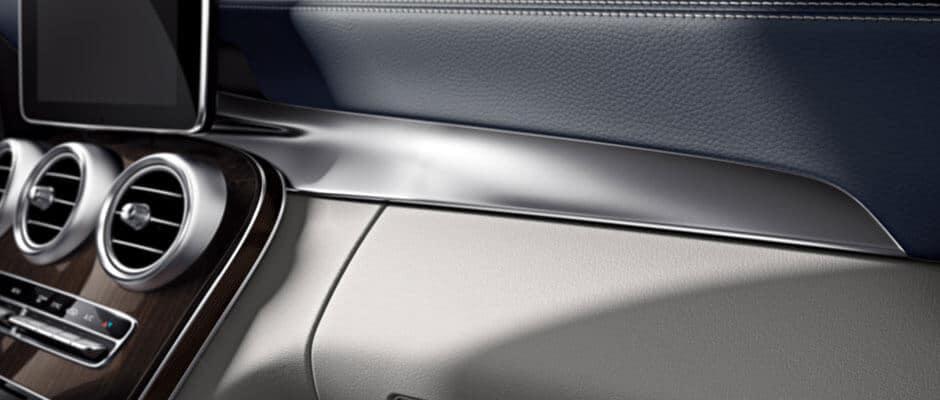 2018 Mercedes-Benz C-Class Sedan Interior