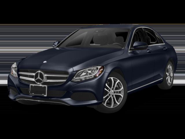 2018 Mercedes-Benz C-Class C 300 hub
