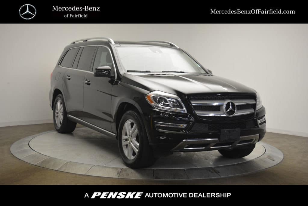 First Payment Credit on Certified Pre-Owned 2015/2016 GL-Class!