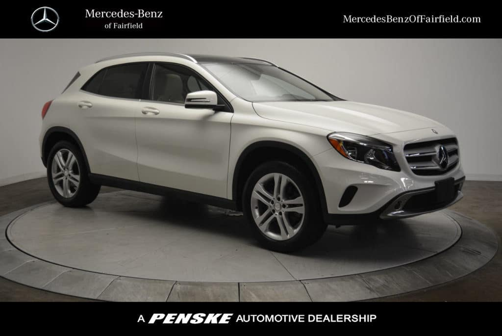 1.99% Financing on Certified Pre-Owned 2015/2016/2017 GLA-Class!
