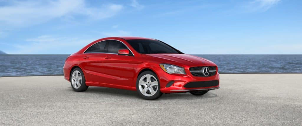 NEW 2019 CLA 250 4MATIC® Coupe
