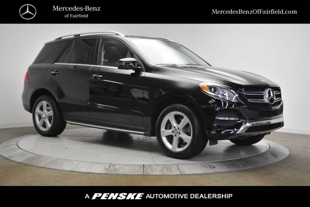 1.99% Financing on Certified Pre-Owned 2016/2017 GLE-Class!