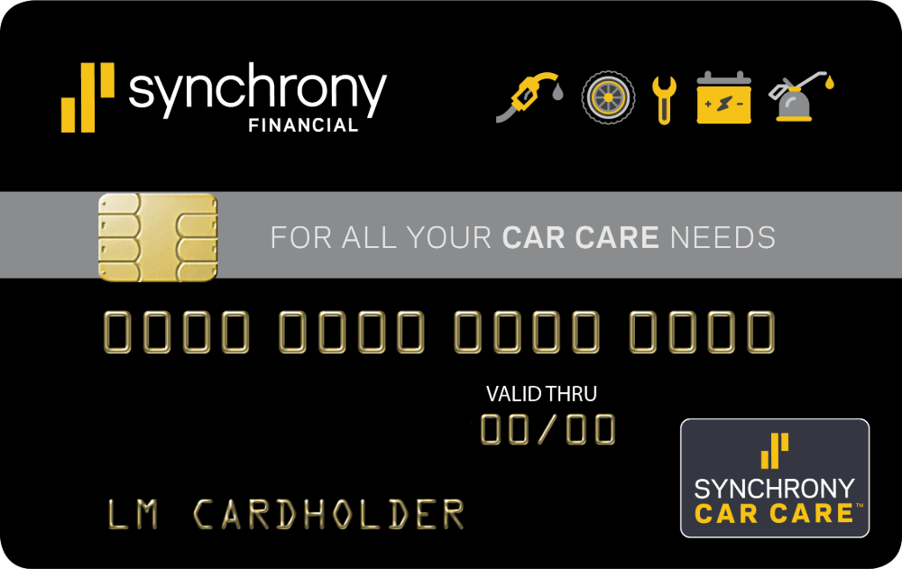 Synchrony Car Care Service Credit Card Mercedes Benz Of Fairfield