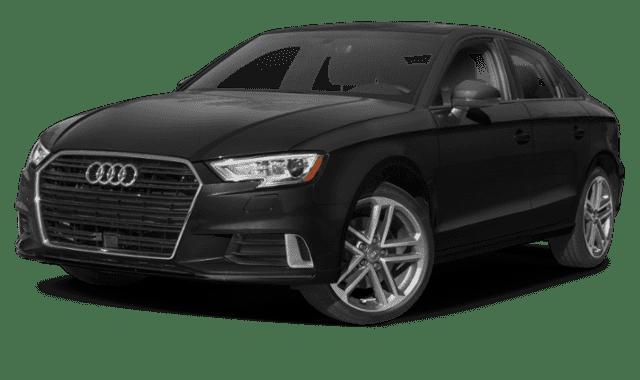 Black 2019 Audi A3