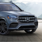 Gray Mercedes-Benz GLS