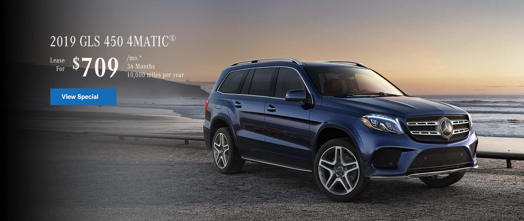 2019 GLS 450 4MATIC