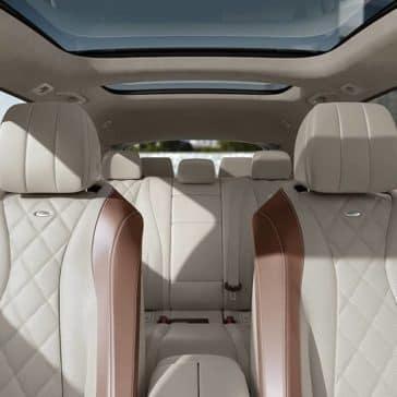 2020 MB E-Class Wagon Seating