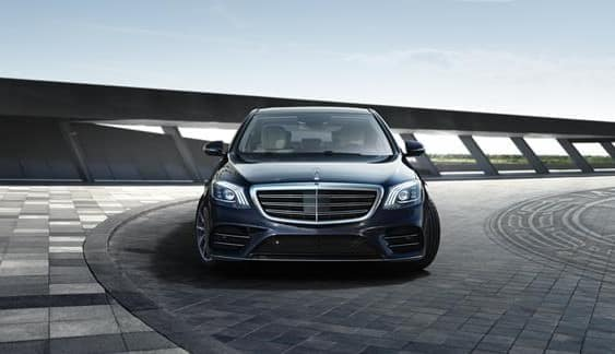 New 2020 S 450 4MATIC® Lease Offer