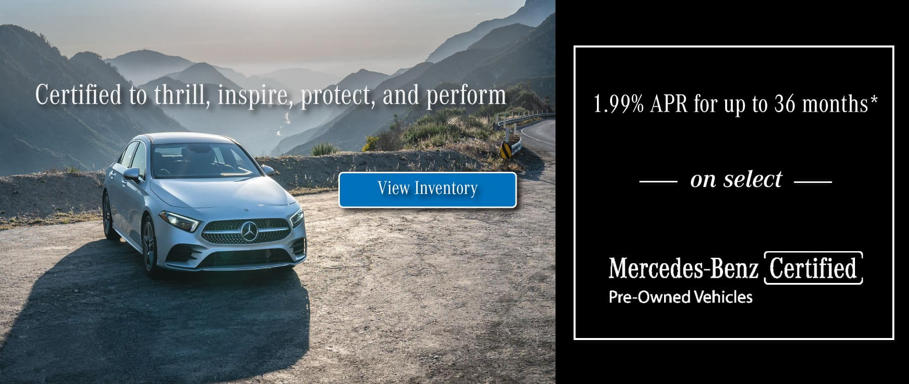 mercedes-benz of fairfield certified pre owned specials