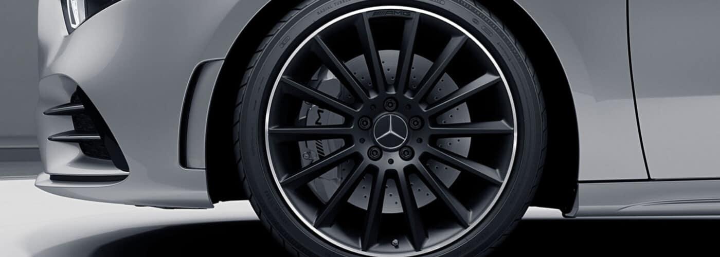 2021 Mercedes-Benz AMG® A-Class Tire