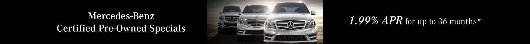 mercedes-benz of fairfield mercedes certified pre-owned specials