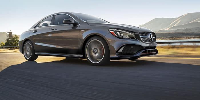 New 2018 Mercedes-Benz CLA 250 4MATIC®
