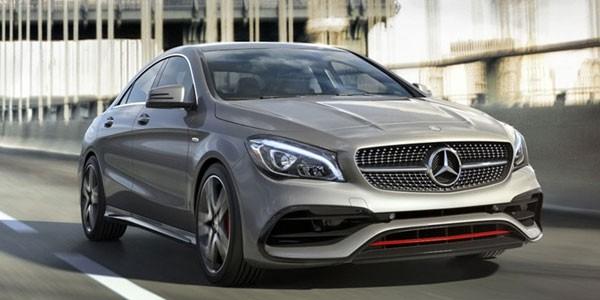 New 2018 Mercedes-Benz CLA